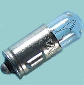 Индикаторная лампа с цоколем  Ba7s